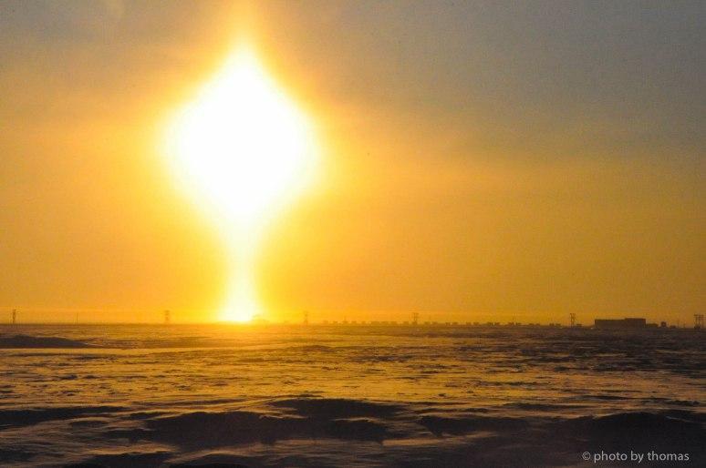 Solar Pillar